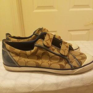 Womens Coach Sneakers